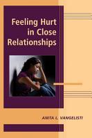 Feeling Hurt in Close Relationships PDF