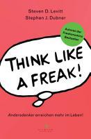 Think like a Freak PDF