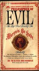 Philosopher of Evil PDF