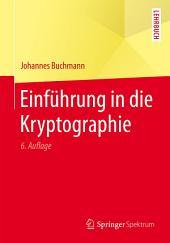 Einführung in die Kryptographie: Ausgabe 6