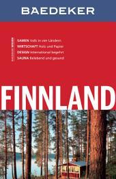 Baedeker Reiseführer Finnland: Ausgabe 8