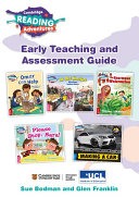 Cambridge Reading Adventures Pink A to Blue Bands Early Teaching and Assessment Guide