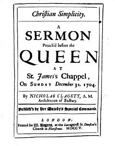 Christian Simplicity  A sermon  etc PDF