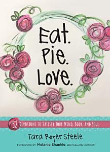 Eat  Pie  Love  Book