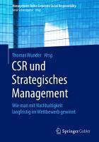CSR und Strategisches Management PDF
