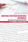 Writing For Peer Reviewed Journals