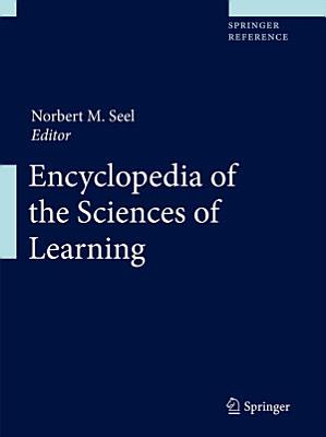 Encyclopedia of the Sciences of Learning PDF