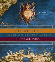 Literature of Travel and Exploration PDF