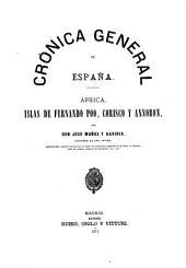 Crónica de las Islas de Fernando Póo, Corisco y Annobon