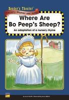 Where Are Bo Peep s Sheep  PDF