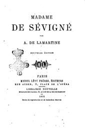 Madame de Sevigne par A. De Lamartine