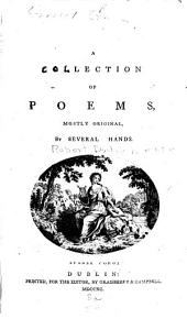A Collection of Poems: Mostly Original