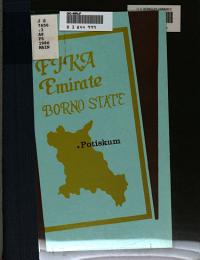 Fika Emirate  Borno State Book