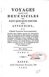 Voyages dans les Deux Siciles et dans quelques parties des Appennins