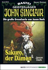 John Sinclair Gespensterkrimi - Folge 05: Sakuro, der Dämon