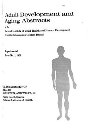 Adult Development and Aging Abstracts