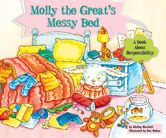 Molly the Great s Messy Bed PDF