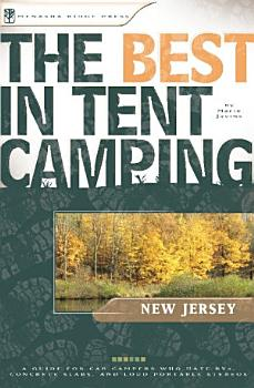 The Best in Tent Camping  New Jersey PDF