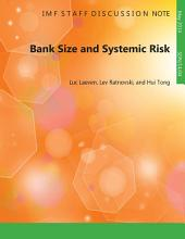 Bank Size and Systemic Risk