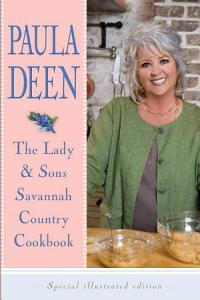 The Lady   Sons Savannah Country Cookbook Book
