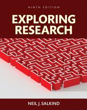 Exploring Research: Edition 9