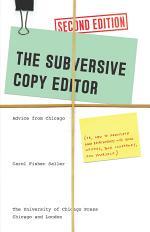 The Subversive Copy Editor, Second Edition