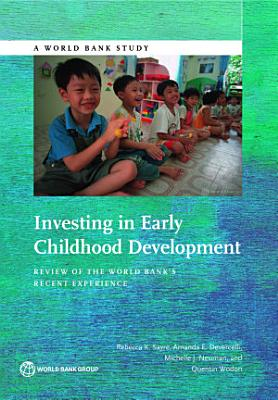 Investing in Early Childhood Development