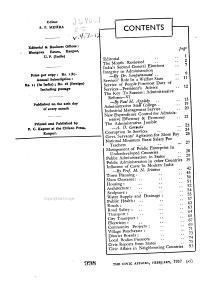 Civic Affairs PDF