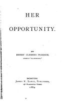 Her Opportunity PDF