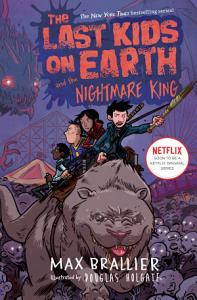 The Last Kids on Earth and the Nightmare King Book