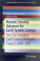 Remote Sensing Advances for Earth System Science PDF