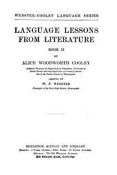 Language Lessons from Literature: Book 2