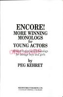Encore  PDF