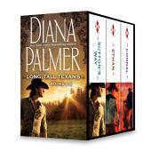 Diana Palmer Long, Tall Texans Series Books 4-6: Sutton's Way\Ethan\Connal