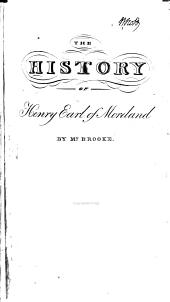 The History of Henry, Earl of Moreland