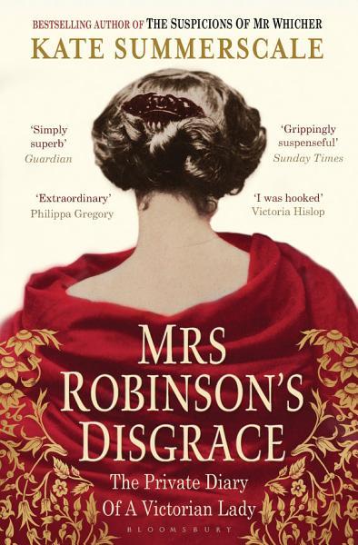 Mrs Robinson s Disgrace PDF