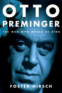 Download Otto Preminger Book