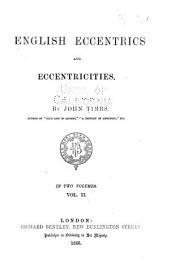 English Eccentrics and Eccentricities: Volume 2
