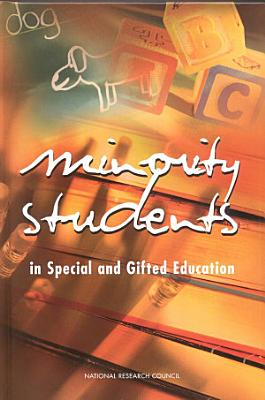 Minority Students in Special and Gifted Education PDF