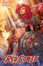 Red Sonja Vol. 4 #14