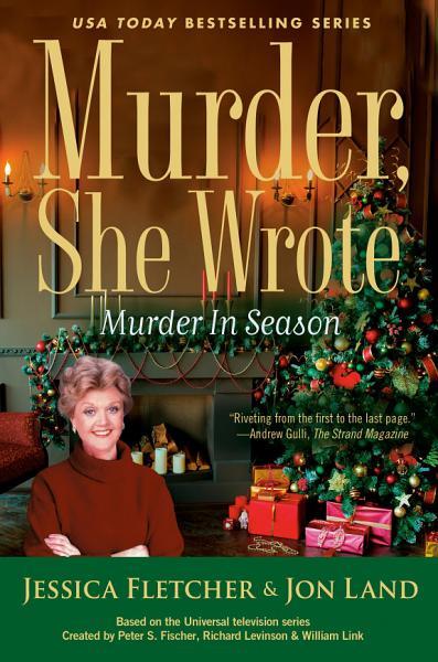 Download Murder  She Wrote  Murder in Season Book
