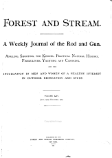 Forest and Stream PDF