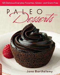 Paleo Desserts Book
