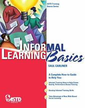 Informal Learning Basics