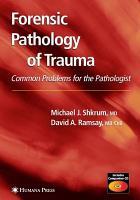 Forensic Pathology of Trauma PDF