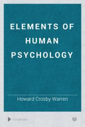 Elements of Human Psychology