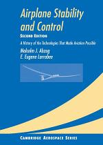 Airplane Stability and Control