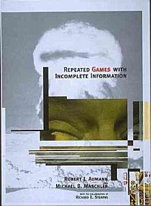 Repeated Games with Incomplete Information Book