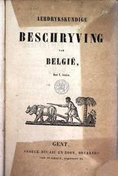 Aerdrykskundige beschryving van België