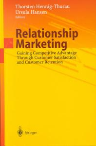 Relationship Marketing Book